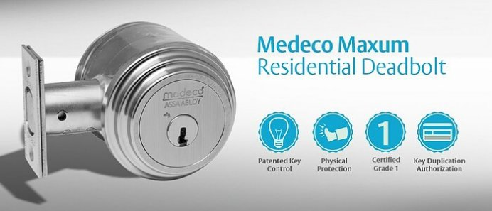 Medeco lock repair near me